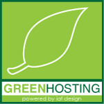 green hosting by iaf design