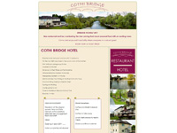 cothi bridge hotel
